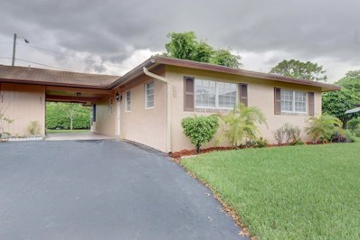 740 Whippoorwill Lane UNIT 7400, Delray Beach, FL 33445 - #: RX-10492535