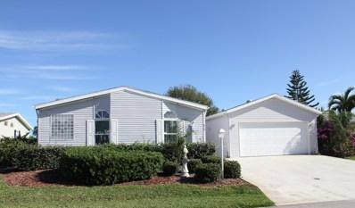 8118 9th Hole Drive, Port Saint Lucie, FL 34952 - MLS#: RX-10492627