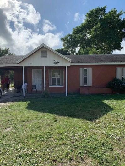 2703 Avenue J, Fort Pierce, FL 34947 - MLS#: RX-10492660