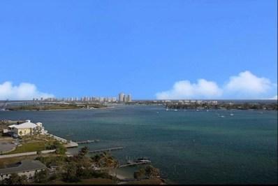 5600 N Flagler Drive UNIT 1707, West Palm Beach, FL 33407 - MLS#: RX-10492732