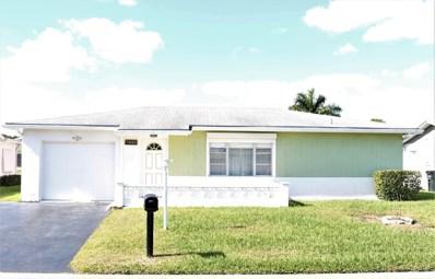 14243 Altocedro Drive, Delray Beach, FL 33484 - MLS#: RX-10492738