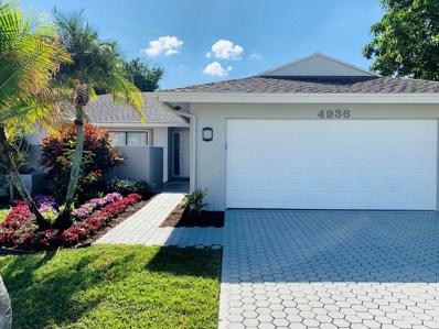 4936 Willow Drive, Boca Raton, FL 33487 - #: RX-10492756