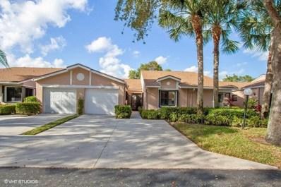8269 Summersong Terrace UNIT D, Boca Raton, FL 33496 - #: RX-10492760