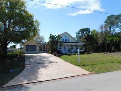 1682 SW Flint Street, Port Saint Lucie, FL 34953 - MLS#: RX-10492768