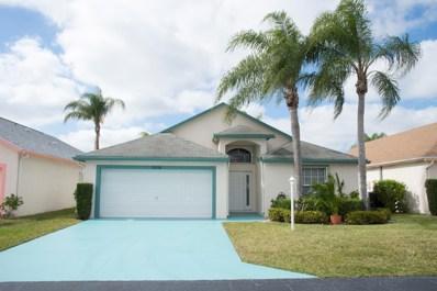 5116 Robino Circle, West Palm Beach, FL 33417 - #: RX-10492845