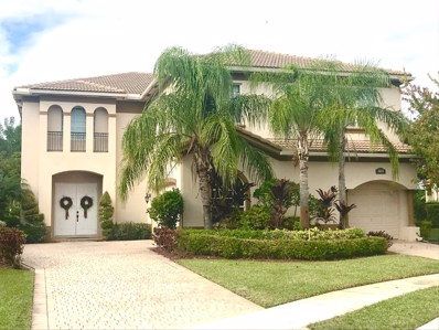 8652 Cobblestone Point Circle, Boynton Beach, FL 33472 - #: RX-10492889