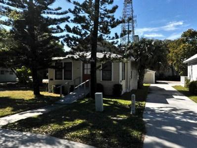 319 S 7th Street, Fort Pierce, FL 34950 - MLS#: RX-10492908