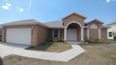 2156 SW Pruitt Street, Port Saint Lucie, FL 34953 - MLS#: RX-10492915