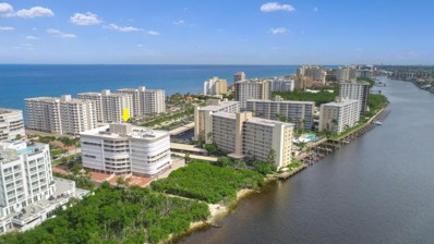 3210 S Ocean Boulevard UNIT 404, Highland Beach, FL 33487 - MLS#: RX-10492944