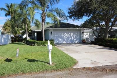621 Allen Avenue, Delray Beach, FL 33483 - MLS#: RX-10492946