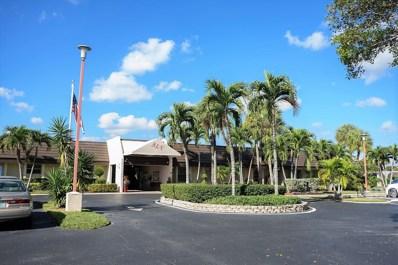 125 Lake Nancy Drive UNIT 144, West Palm Beach, FL 33411 - MLS#: RX-10492949