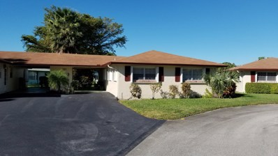 522 Sandpiper Lane, Delray Beach, FL 33445 - MLS#: RX-10493001
