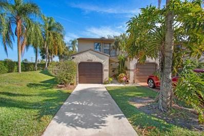 23286 SW 54th Way UNIT F, Boca Raton, FL 33433 - MLS#: RX-10493033