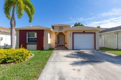 132 Amanda Street, Palm Springs, FL 33461 - MLS#: RX-10493054