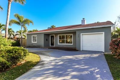 340 Ellamar Road, West Palm Beach, FL 33405 - MLS#: RX-10493065