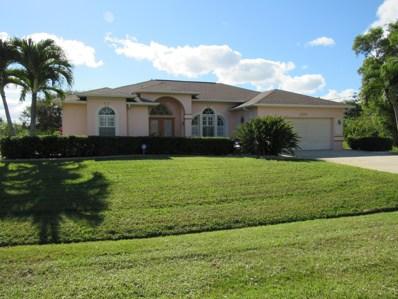 1874 SE North Buttonwood Drive, Port Saint Lucie, FL 34952 - MLS#: RX-10493141
