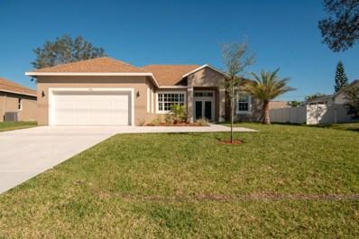 661 NW Floresta Drive, Port Saint Lucie, FL 34983 - MLS#: RX-10493184