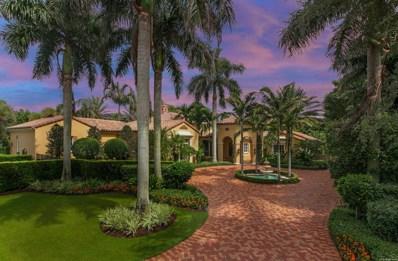 11716 Tulipa Court, Palm Beach Gardens, FL 33418 - MLS#: RX-10493198