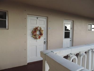 2581 N Garden Drive UNIT 303, Lake Worth, FL 33461 - MLS#: RX-10493221