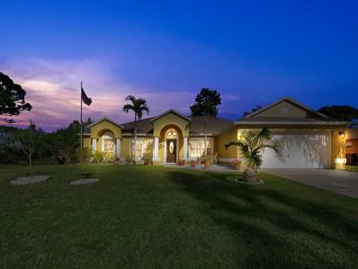 451 SW Kabot Avenue, Port Saint Lucie, FL 34953 - #: RX-10493225