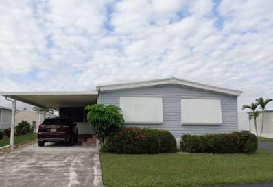 41012 Isabel Bay, Boynton Beach, FL 33436 - MLS#: RX-10493287