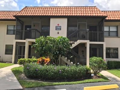 7091 Golf Colony Court UNIT 203, Lake Worth, FL 33467 - MLS#: RX-10493360
