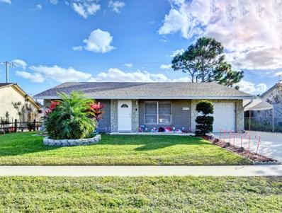4873 Poseidon Place, Lake Worth, FL 33463 - MLS#: RX-10493495