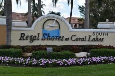 5951 Regal Glen Drive UNIT 104, Boynton Beach, FL 33437 - #: RX-10493529