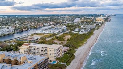 1169 Hillsboro Mile UNIT 619, Hillsboro Beach, FL 33062 - MLS#: RX-10493750
