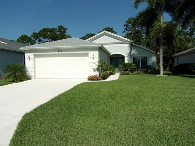 437 SW Talquin Lane, Port Saint Lucie, FL 34986 - #: RX-10493830