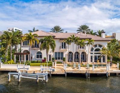 2640 S Ocean Boulevard, Highland Beach, FL 33487 - MLS#: RX-10493857