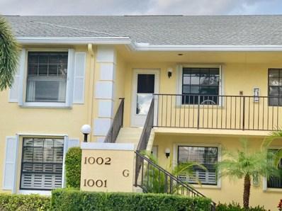 1002 Keystone Drive UNIT G, Jupiter, FL 33458 - MLS#: RX-10493922