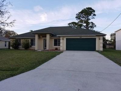 1625 SW Carillo Avenue, Port Saint Lucie, FL 34953 - MLS#: RX-10493984