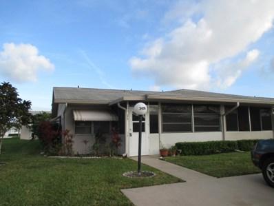 3496 Rossi Court, West Palm Beach, FL 33417 - #: RX-10493999