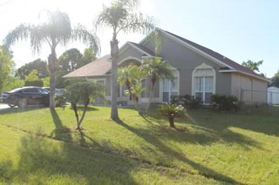 2733 SE Garfield Avenue, Port Saint Lucie, FL 34952 - MLS#: RX-10494031