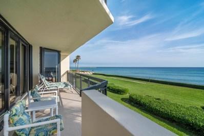 3140 S Ocean Boulevard UNIT 203s, Palm Beach, FL 33480 - MLS#: RX-10494092