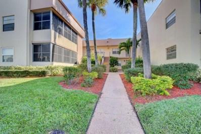 374 Burgundy H, Delray Beach, FL 33484 - MLS#: RX-10494094