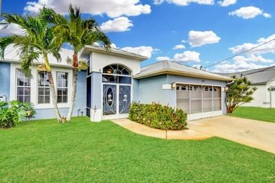 6920 NW Baroda Street, Port Saint Lucie, FL 34983 - #: RX-10494096