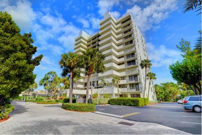 4600 S Ocean Boulevard UNIT 404, Highland Beach, FL 33487 - MLS#: RX-10494230