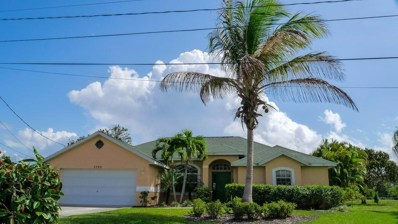 2589 SE Lyman Circle, Port Saint Lucie, FL 34952 - #: RX-10494269
