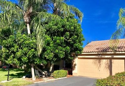10715 Ladypalm Lane UNIT A, Boca Raton, FL 33498 - #: RX-10494347