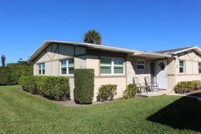 2769 Ashley Drive W UNIT H, West Palm Beach, FL 33415 - MLS#: RX-10494368