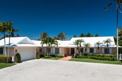 225 Tangier Avenue, Palm Beach, FL 33480 - MLS#: RX-10494431