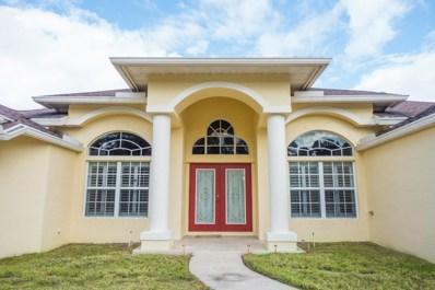 1825 SW Kimberly Avenue, Port Saint Lucie, FL 34953 - MLS#: RX-10494469