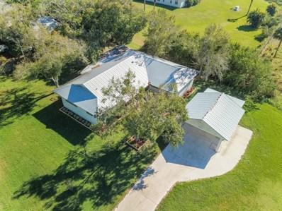 6011 Oleander Avenue, Fort Pierce, FL 34982 - MLS#: RX-10494483