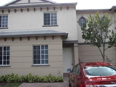 2009 Nassau Drive, Riviera Beach, FL 33404 - MLS#: RX-10494530