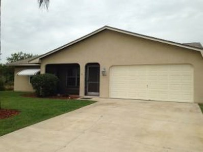 1610 SE Harp Lane, Port Saint Lucie, FL 34983 - #: RX-10494546