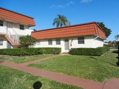 12018 Greenway Circle UNIT 108, Royal Palm Beach, FL 33411 - #: RX-10494639