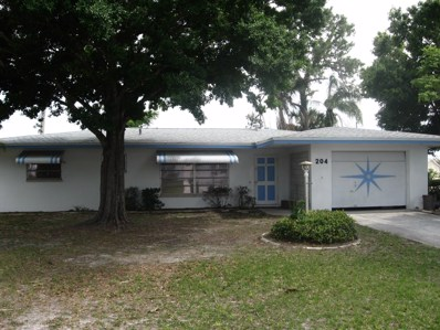 204 Bay Street, Fort Pierce, FL 34952 - MLS#: RX-10494705
