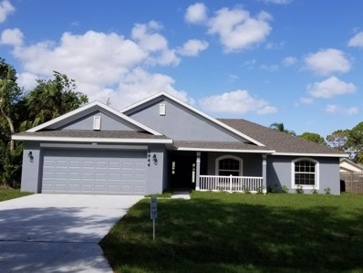 2944 SW Romano Road, Port Saint Lucie, FL 34953 - #: RX-10494708